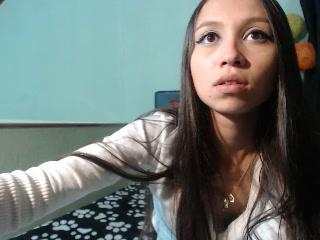 My cam is on AishaLady