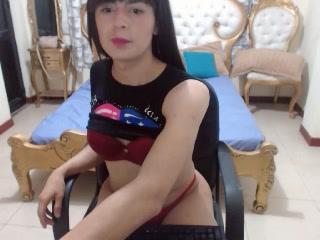 Cam sex with SalomeTranz